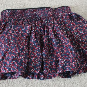 Floral skirt size 4